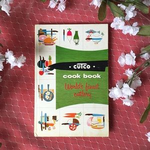 Vintage Cutco Meat & Poultry Cookery Cookbook